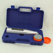 Brand New Resiliometer Concrete Rebound Test Hammer Concrete Test Hammer,English