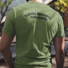ROYAL MARINES DEATH DEALER T-SHIRT