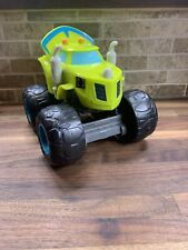 "Talking Zeg Truck Blaze And The Monster Machines 7"" Toy Mattel Viacom"