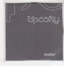 (GH209) Spooky, Shelter - 2007 DJ CD