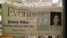 SIGNED 2Fish a Poetry Book by Jhené Aiko Efuru Chilombo, new, Grammy awards