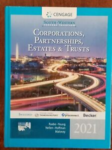 South-Western Federal Taxation 2021 : Corporations, Partnerships, Estates and...