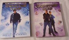 Quantum leap dvd lot season 1 and 2 tv show Scott Bakula