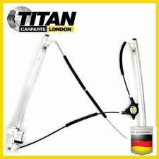 Window Regulator Mercedes W639 03> Vito Viano Right UK Driver Side Without Motor
