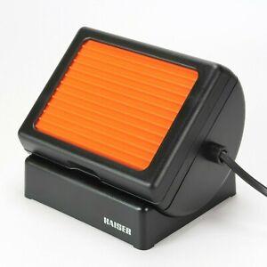 Kaiser 4018 Darkroom Safelight w/ Bulb, Orange / Red Filter for Multigrade B&W