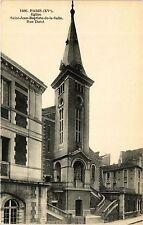 CPA Paris 15e Paris-Eglise Saint-Jean Baptiste de la Salle, Rue Dutot (311800)