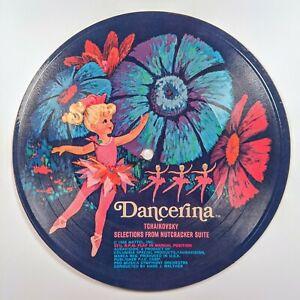 Mattel ~Dancerina ~ 1968 Cardboard Record ~ Tchaikovsky / Nutcracker