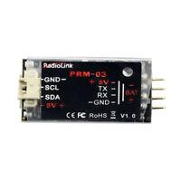 RadioLink PRM-03 OSD Telemetrie Modul für AT9S AT10 RC Drone Anzug PIX APM R9D