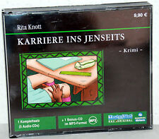 Rita Knott - KARRIERE INS JENSEITS - Gelesen von Karen Schulz-Vorbach