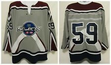 Boys Selects Youth Hockey North American Division #59 Jersey Adult Large