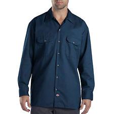 Dickies Chemise ml Long/s Work shirt Homme Dark Navy M