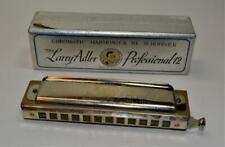 VTG The Larry Adler Professional 12 Chromatic Harmonica M.Hohner 12 holes Key C