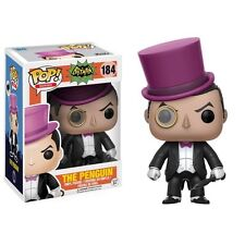 THE PENGUIN 66 FUNKO POP FIGURE HEROES BATMAN (Classic 1966 TV)