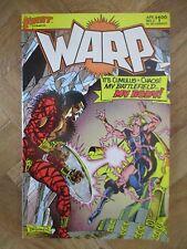 WARP #2 FIRST COMICS FINE/VERY FINE (W14)