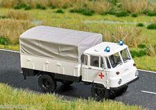 Busch 5627, Robur LO 2002A» CROCE ROSSA «, H0 veicolo modello 1:87