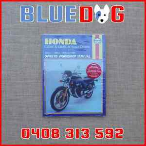 Honda CB250 CB400 1978-84 Haynes Workshop Manual 970540