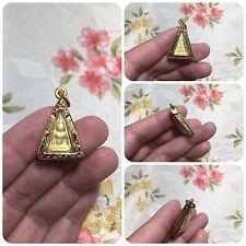 Beautiful Phra Nang Phaya - Buddha Amulet Talisman Pendant Very Cute and Light