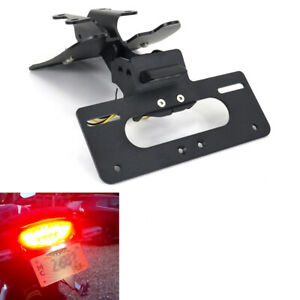 Fit For Triumph Speed Triple S 2016-2021 Aftermarket Tail Tidy Mount Holder