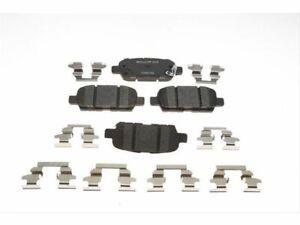 For 2013 Infiniti JX35 Brake Pad Set Rear Raybestos 68717WZ