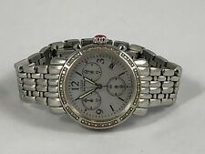 Citize Eco Drive Calibre 5000 Diamond Dial Mother of Pearl Chronometer Watch