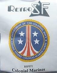 RetrokiT - 1/72 Colonial Marines (Aliens)