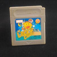 Lock N Chase, Nintendo Game Boy, 1990 (JP Import)
