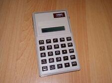 Taschenrechner MBO Formel 18 Calculator 80er Jahre top Zustand