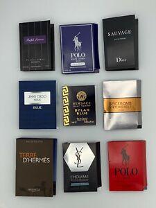 Men's Designer Cologne Sample Vials #1 - Choose Scent - Combined Shipping