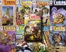 Turok Dinosaur Hunter - Assorted Comics (1993) Valiant Comics (sold separately)