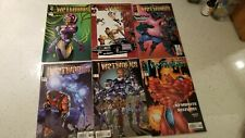 Image Comic Wetworks- Lot of 19