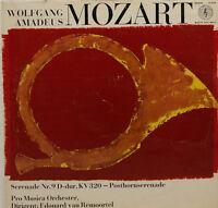 "MOZART SERENADE NR. 9 POSTHORNSERENADE EDOUARD VAN REMOORTEL 12"" LP (c860)"