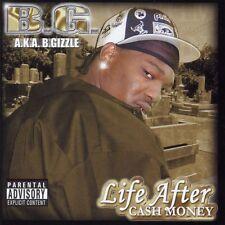 B.G. - B.G.: LIFE AFTER CASH MONEY   CD NEW+