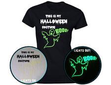 My Halloween Costume Glow In The Dark Womens Halloween T-Shirt (12 Colours)