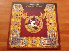 THIN LIZZY - 1976 Vinyl 33rpm LP - JOHNNY THE FOX
