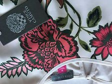 Vince Camuto Women's Plus Size 1X Tunic Top Blouse Floral , High Low, NWT