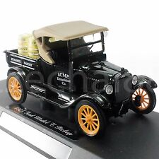 NewRay 1:32 Die-cast 1925 Ford Model T Pick Up Classic Car Black Color New Gift