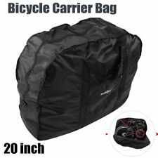 Mountain Bike Carrier Travel Bag Carry Transport Case Folding Bicycle Storage Us