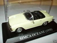 Voiture 1/43 IXO altaya SIMCA : Océane 1958