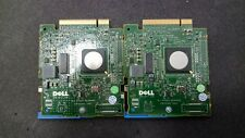 2 X Dell PERC 6/iR SAS RAID Controller PCI-E HM030 0HM030