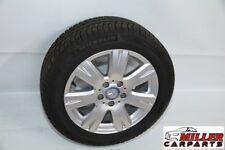 Mercedes Classe C W204 Alliage 7 x 16 ET43 2044012602 + Pneus d'hiver 205/55 R16