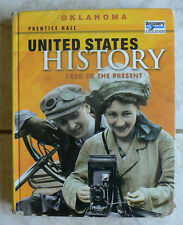 Prentice Hall 2008 United States History text 1850 to the Present , gr.9-12