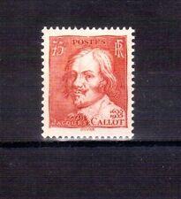 FRANCE 1935 75c Callot MUH