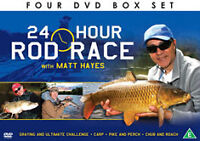 MATT HAYES 24 HOUR ROD RACE 4 - DVD - REGION 2 UK