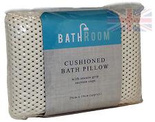 Bath & Spa Oreiller avec ventouses-pour bains, jacuzzi, bains etc