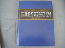"""2005 BCC Bethesda Chevy Chase High School Yearbook """"Pine Tree""""  Maryland Md."""