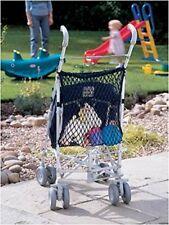 Stroller/Buggy Shopping Bag Storage Net BLACK fits Maclaren, Quinny Buzz Zapp