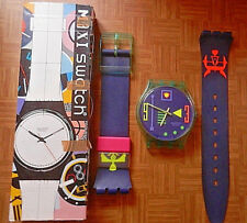 SWATCH+MAXI+MGG113 STALEFISH+VERY GOOD CONDITION