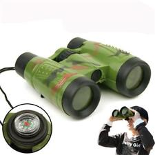 Binoculars Quality Military Camo Army Camouflage Compact Ruby Coated Lens WA