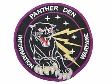 USAF Air Force Military Black Ops Area 51 Electronic Warefare Panther Den Patch