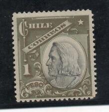CHILE 1905, 1 PESO COLON, Sc.78 NH, MIchel 74 **